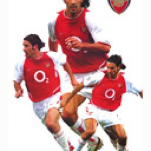 Arsenal Football Club - Robert Pires